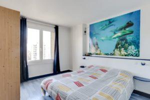 Escapade nature logement Annecy appartement confort vue montagnes